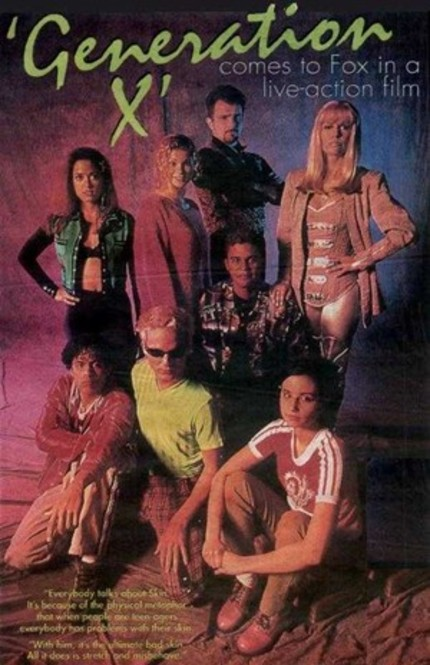 Marvel In The 90's: GENERATION X