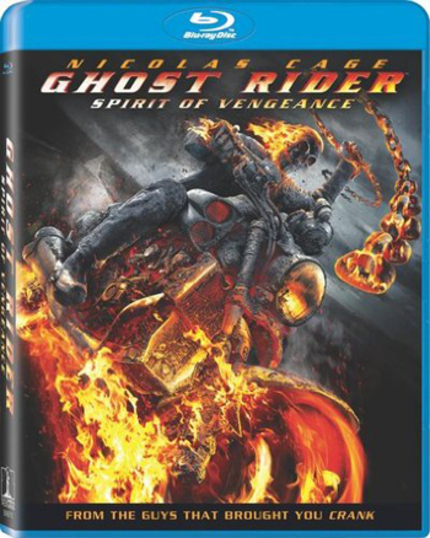 Blu-ray Review: GHOST RIDER: SPIRIT OF VENGEANCE Is My Kind of Bad