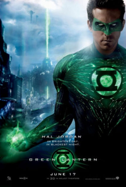 Weinberg Reviews GREEN LANTERN