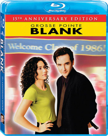 Blu-ray Review: Two With Cusack, GROSSE POINTE BLANK Turns 15 and HIGH FIDELITY Goes Blu