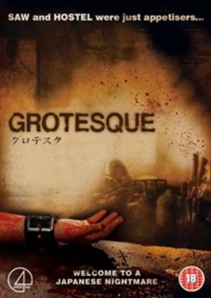 BBFC rejects GROTESQUE