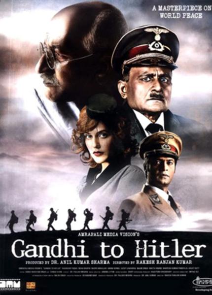 GANDHI TO HITLER Review