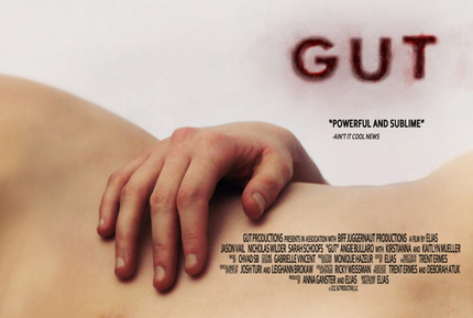 Writer-Director Elias' Psychosexual Thriller GUT Gets A New Trailer