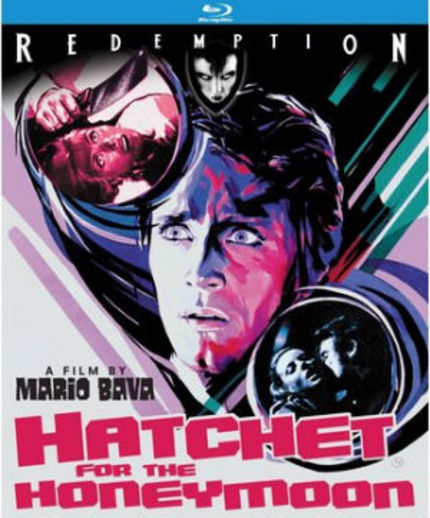 Mario Bava on Blu-ray: HATCHET FOR THE HONEYMOON Review
