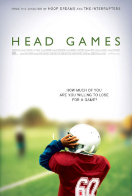 Weinberg Reviews HEAD GAMES, a Sports Doc on Brains