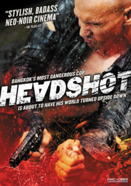 Review: HEADSHOT Injects New Blood Into a Noir-ish Thriller