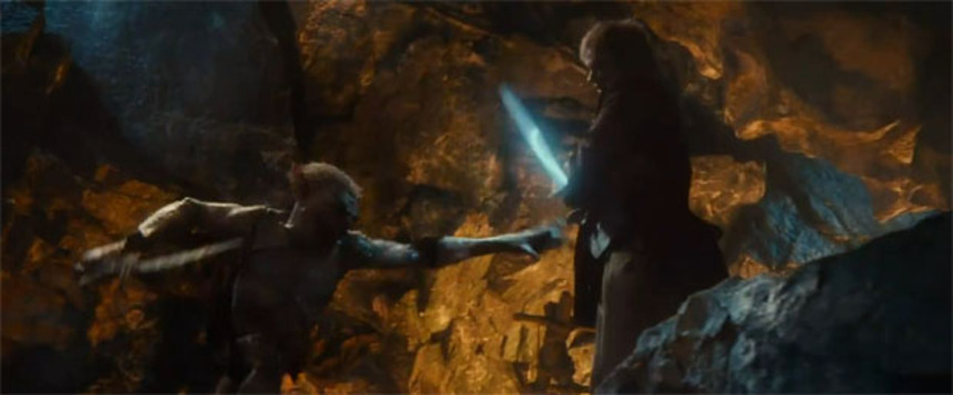 Trailer for THE HOBBIT: AN UNEXPECTED JOURNEY Looks Impressive