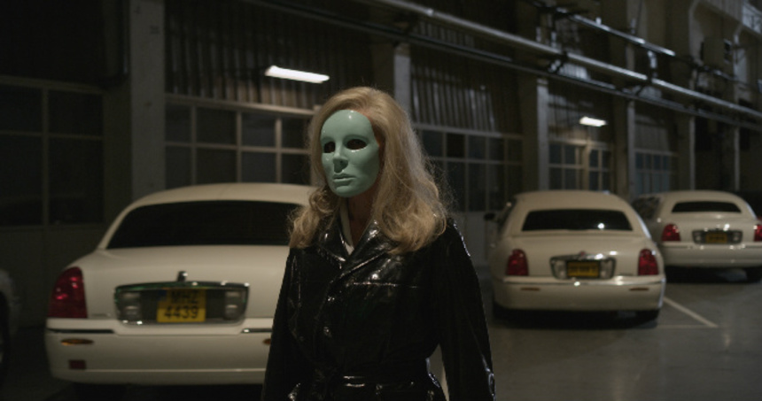 Cannes 2012 Review: HOLY MOTORS Shoots Past the Moon
