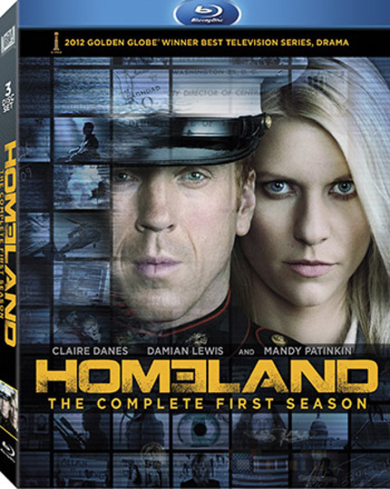 Blu-ray Review: Surveillance, Sex, and Madness in HOMELAND: THE COMPLETE FIRST SEASON