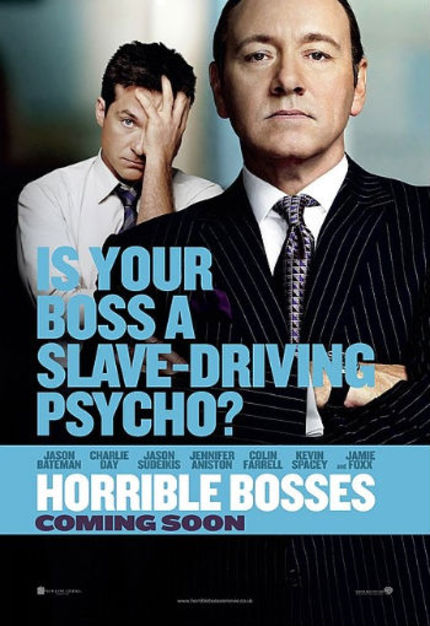 Weinberg Reviews HORRIBLE BOSSES