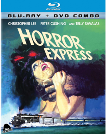 HORROR EXPRESS Blu-ray Review