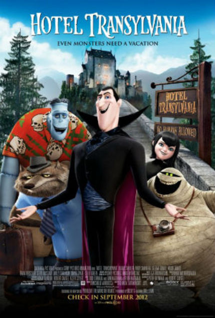 Review: HOTEL TRANSYLVANIA Offers a Mild Treat