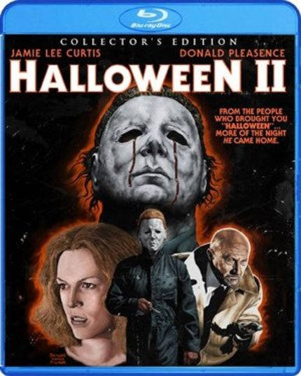 Blu-ray Review: HALLOWEEN II Special Edition (Scream Factory)
