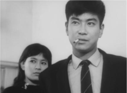 NIKKATSU NOIR: Koreyoshi Kurahari's I AM WAITING