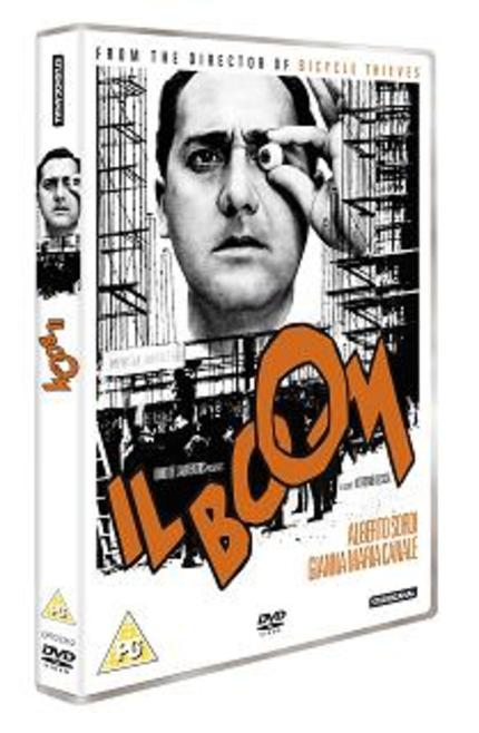 DVD Review: IL BOOM (1962)
