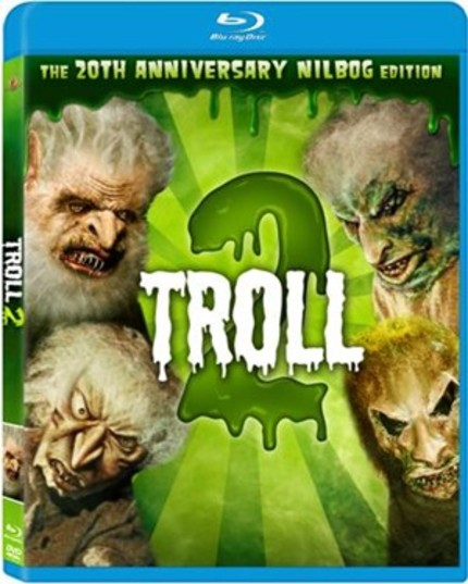 TROLL 2 Coming To BluRay!