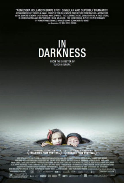 Review: IN DARKNESS Goes into Sewers for a Polish Holocaust Story