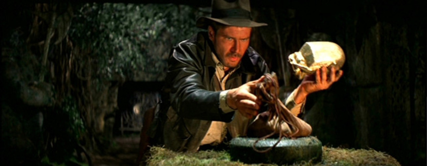 Indiana Jones is coming to IMAX! RAIDERS hits the big screen in September