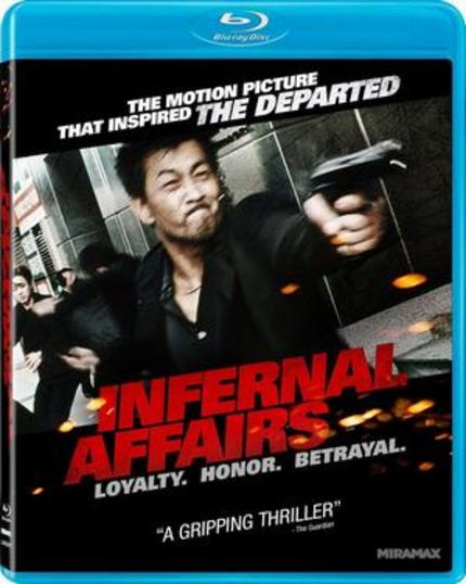 Lionsgate Announces Andrew Lau's INFERNAL AFFAIRS On Blu-ray November 15th