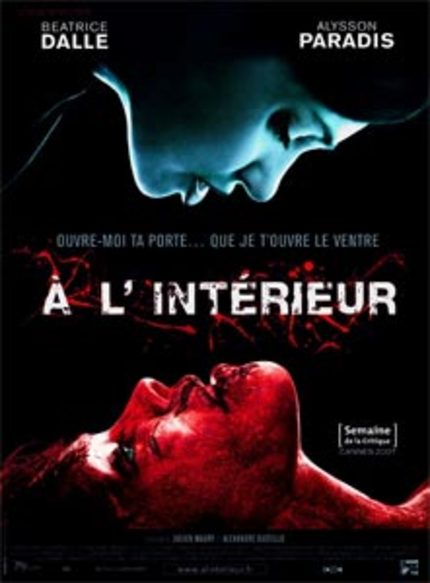 40th Sitges - A Blood Soaked Interview with the Inside (À l'intérieur) Directors