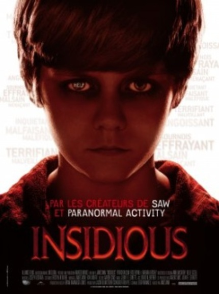 Won't anyone think of the Belgians: INSIDIOUS Review