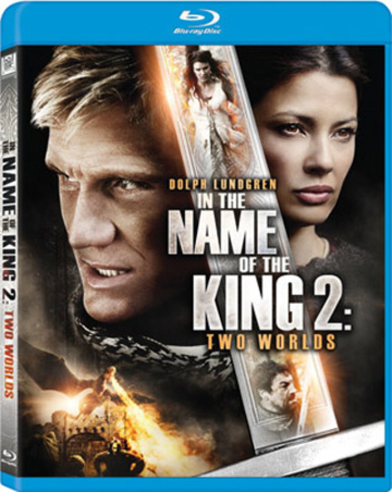 Contest: Win A Copy of IN THE NAME OF THE KING 2: TWO WORLDS on Blu-Ray [Update]