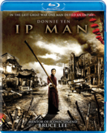 IP MAN Blu-Ray and DVD Giveaway! UPDATED