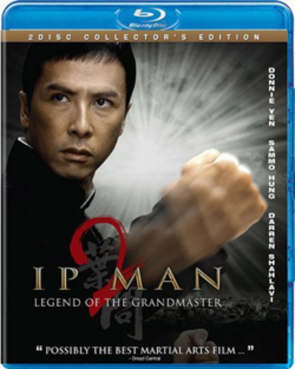 Blu-ray Review: IP MAN 2 COLLECTOR'S EDITION