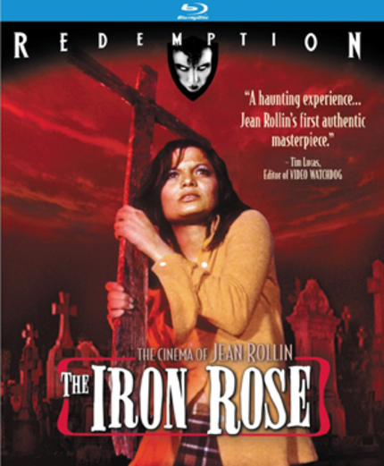 Jean Rollin on Blu-ray: THE IRON ROSE Review