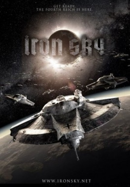 Space Nazis Invade Berlin! Watch A New IRON SKY Trailer Now!