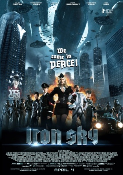SXSW 2012: Space Nazis Invade North America! eOne Buys North American Rights For IRON SKY