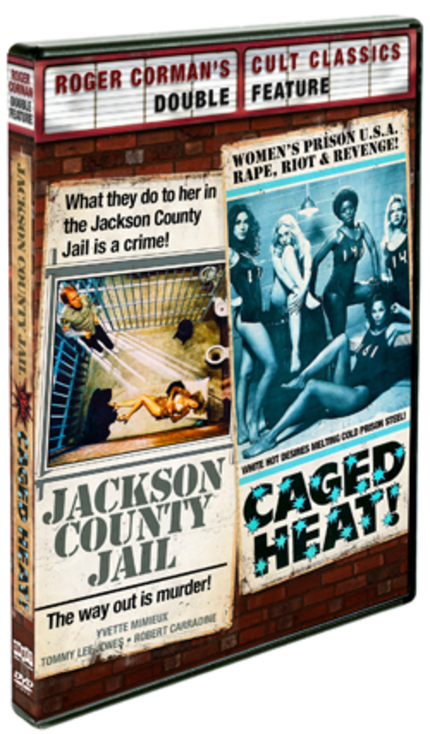 DVD Review: JACKSON COUNTY JAIL/CAGED HEAT