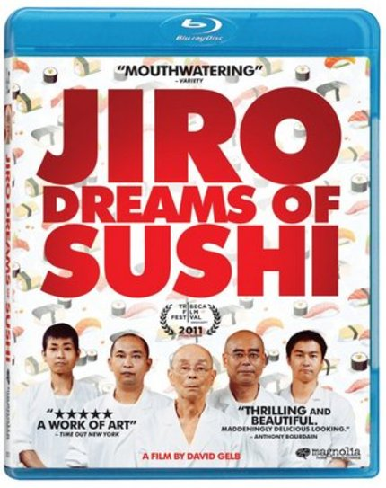 Blu-ray Review: JIRO DREAMS OF SUSHI