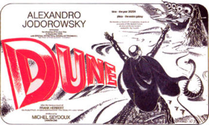 CANNES 2011: Exclusive JODOROWSKY'S DUNE Promo Video
