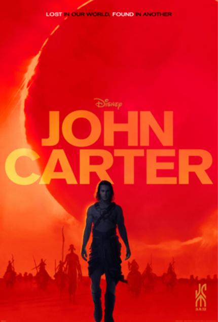 4 Minutes Of JOHN CARTER...And It Feels So Right!