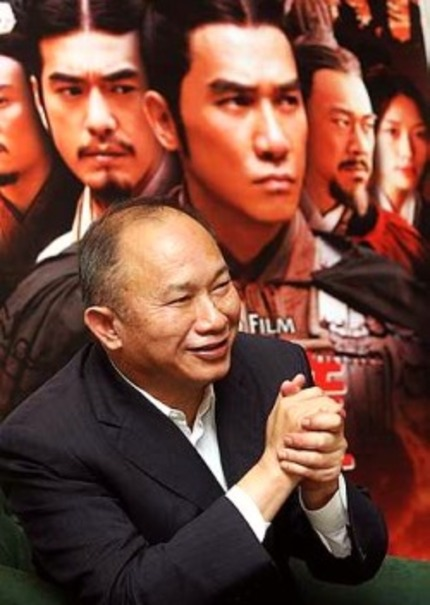 John Woo Talks RED CLIFF And More ...