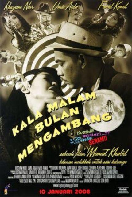 KALA MALAM BULAN MENGAMBANG is Best Film at Festival Filem Malaysia