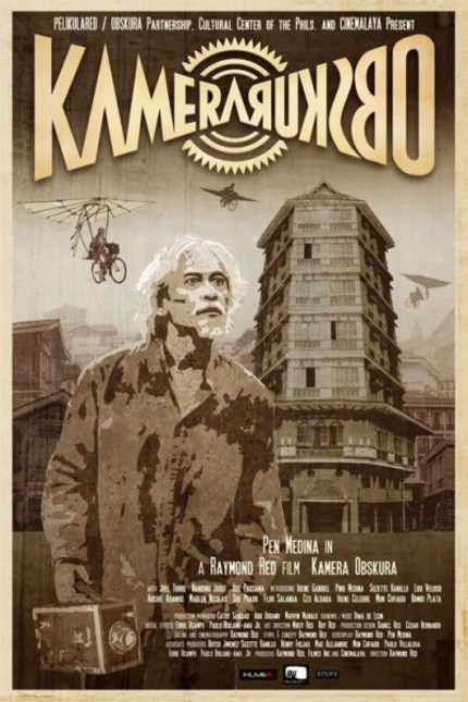 Cinemalaya 2012 Review: Raymond Red's KAMERA OBSKURA