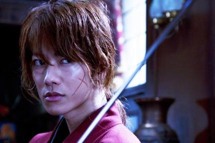 Watch The Awesome New Trailer For RUROUNI KENSHIN In HD!