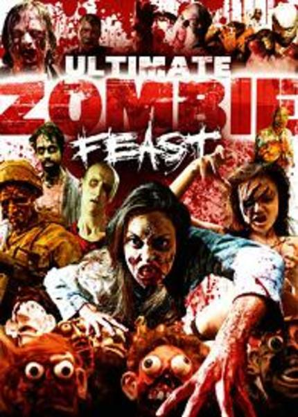 A Trailer For Monster Pictures UK DVD Compilation ULTIMATE ZOMBIE FEAST