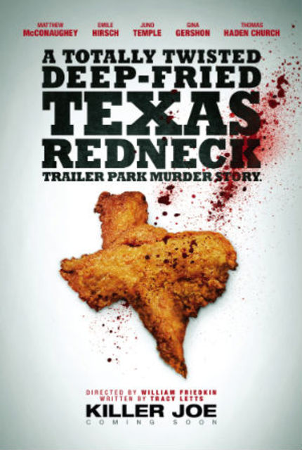 Review: KILLER JOE, Crazy on Display