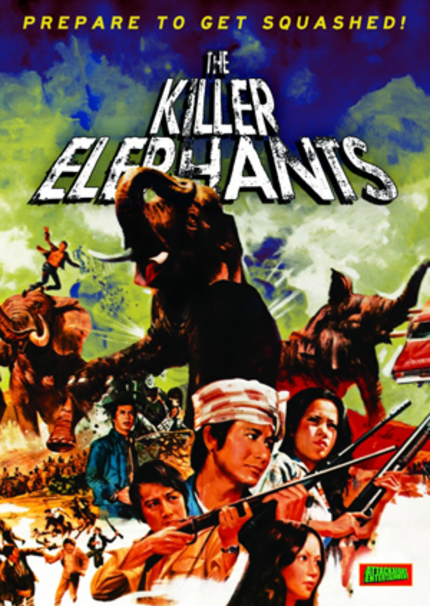 THE KILLER ELEPHANTS DVD Review