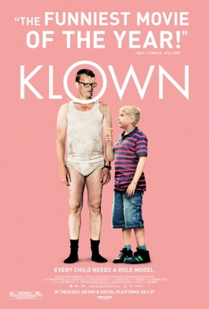 KLOWN Duo Reunite For 80's Set Comedy