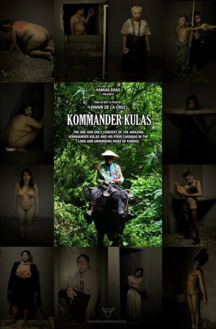 KOMMANDER KULAS Review