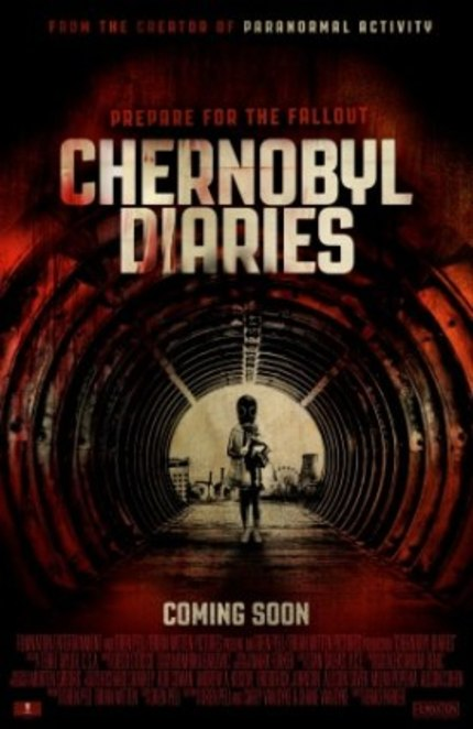 Review: CHERNOBYL DIARIES (Bradley Parker)