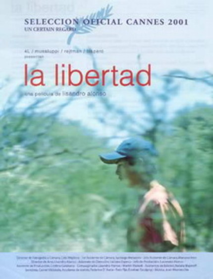 AT THE EDGE OF THE WORLD: Lisandro Alonso On LA LIBERTAD