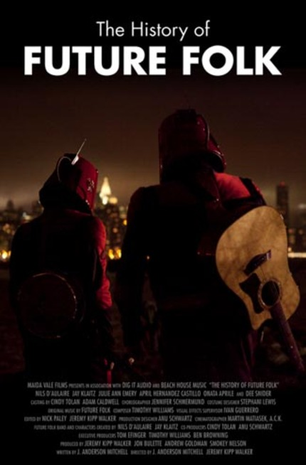 LA Film Fest 2012 Exclusive: Musical Clip from THE HISTORY OF FUTURE FOLK