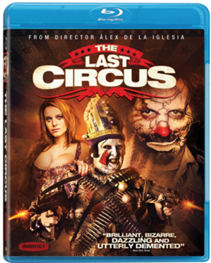 THE LAST CIRCUS Blu-ray Review