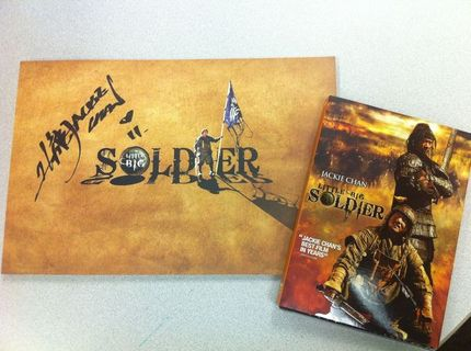 Win A LITTLE BIG SOLDIER Signed Photobook & Blu-ray Combo Pack From Well Go USA and ScreenAnarchy!