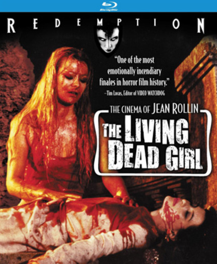 Jean Rollin On Blu-ray: THE LIVING DEAD GIRL Review